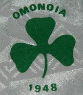 Omonia equipamento emblema do Clube