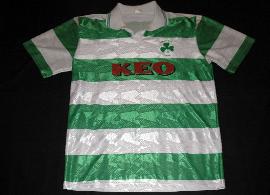 Omonia football shirt