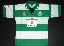 Shamrock Rovers FC shirt Ireland