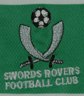 Swords Rovers FC shirt jersey match worn