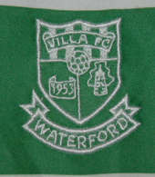 Villa FC Waterford shirt