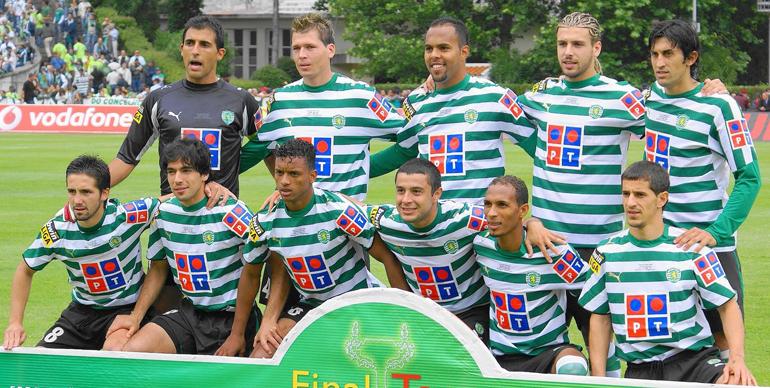 Sporting-Belenenses 27 de Maio de 2007, Final da Taça de Portugal