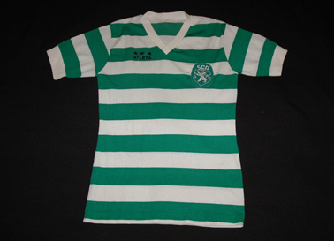 Sporting Shirt made by the Portuguese brand Atleta
