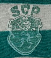 emblema de camisola do Sporting muito antiga, não oficial