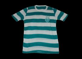 camisola do Sporting muito antiga, não oficial