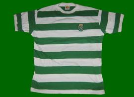 Camisola TOFFS retro anos 1970, personalizada a pedido com Yazalde e o nº 9, em negro