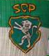 camisola contrafeita vintage Sporting Portugal 1970s