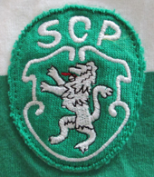 Sporting Lisbon shirt, made in cotton