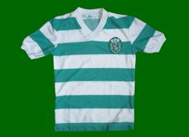 camisola do Sporting de marca confeções têxteis Rio Bravo