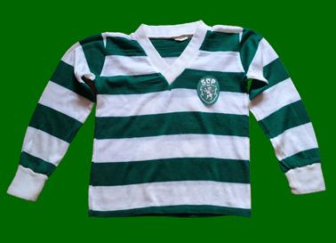 1999/2000. Camisola de criança