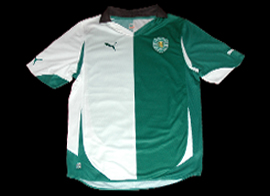 Sample da Puma. Equipamento Stromp do Sporting 2011 2012
