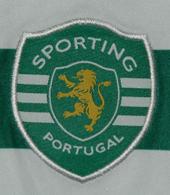 Sample da Puma. Camisolas de mangas compridas não foram vendidas sem o patrocínio 2007/08