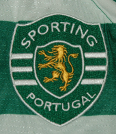 Camisola Sporting Portugal 2010 2011 sample Puma