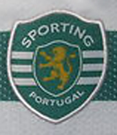Player issue home strip, Puma sample for Sporting Lisbon