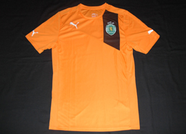 2012/2013. Orange sample. Sporting didn't win one single official game with the orange kit