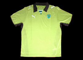 Away test shirt, Puma sample tha tnever made it to the stores 2008 2009