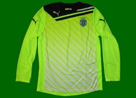 Sporting Lisbon goalkeeper jersey