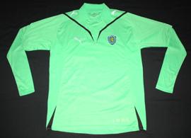 Puma sample - Sporting 2009/10 away shirt