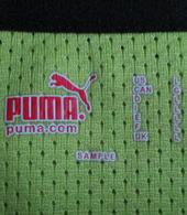 Sample alternativo da Puma de teste, nunca produzido 2008 2009, mangas compridas