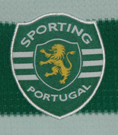 Sporting Lisbon 2011/12 Rejected protoype shirt, really ugly
