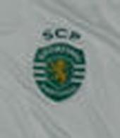 2011/2012. Sample da Puma, equipamento alternativo branco de mangas compridas com patrocínio