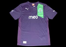 Sporting Lisbon Purple Puma sample never produced. Violet shirt