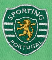 Sporting Lisbon third shirt 2009/10. Test shirt, the final version is very different