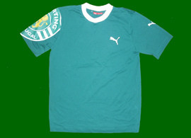 Puma sample, never produced, this model was rejected by the Club
