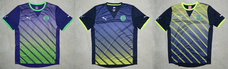 nova camisola do Sporting 2013 2014 - é ou não é