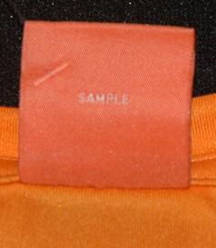 2012/2013. Camisola alternativa de criança, sample da Puma, com o Puma em branco