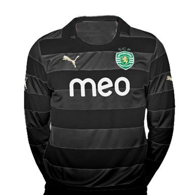 fantasy kit do Sporting 2012 2013