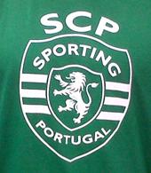 t-shirt de três euros do Sporting verde Godinho Lopes