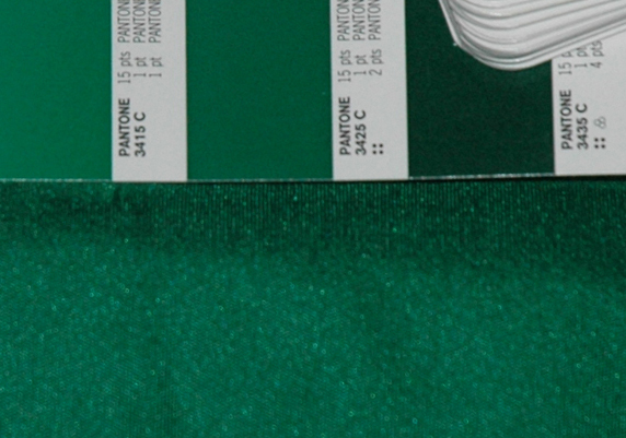 verde Sporting 1985 86 Pantone 3425c